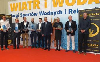 Wręcznie nagród Leatherman Jacht Roku 2017 w Polsce