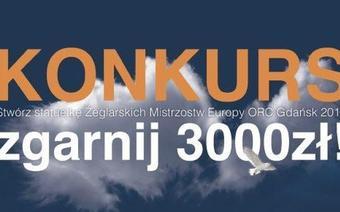 Konkurs na statuetkę Mistrzostw Europy ORC